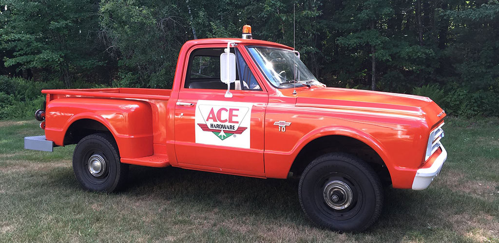 ace hardware stores located in buxton  limerick  and